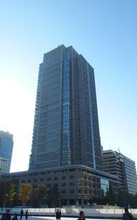 東京駅前の高層ビルで移動運用? - 無線日和