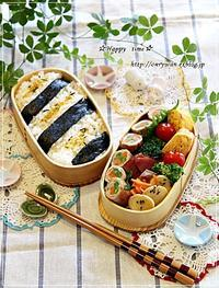 いんげんと人参の肉巻き弁当と今週の作りおき♪ - ☆Happy time☆