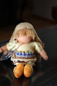 ウォルドルフ人形 - 手仕事 なのはな