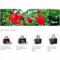 "Bleuet e‐Boutique!Debut♪ ""ブルエe-ブティック!新作デビュー♪ - BLEUET(ブルエ)のStaff Blog Ⅱ"