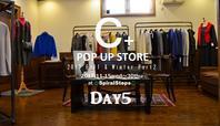 """2017 Winter C+ POP UP STORE~Day5...11/19sun"" - SHOP ◆ The Spiralという館~カフェとインポート雑貨のある次世代型セレクトショップ~"