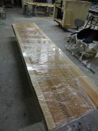 杉 3.3m 看板材として - SOLiD 「無垢材セレクトカタログ」/  材木屋:新発田屋(しばたや)