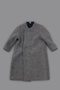 NO CONTROL AIR W/C Twill Double Cloth Coat - un.regard.moderne