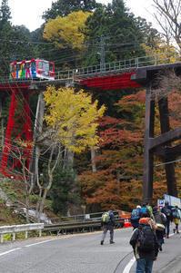 御岳山  紅葉狩り - 東京雑派  TOKYO ZAPPA