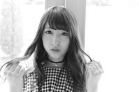 鈴木琴音ちゃん35 - モノクロポートレート写真館