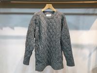 GOWN&FOUNDATION英国羊毛ニット - Lapel/Blog