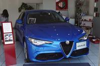 アルファロメオ ジュリアに試乗 - お気楽亭主の車道楽