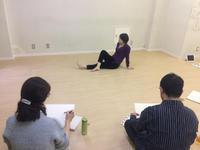 【活動レポ】みんなで人体クロッキーの会@四ツ谷 11/19 - 造形+自然の教室  にじいろたまご