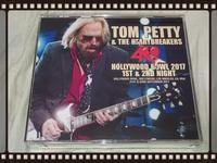 TOM PETTY & THE HEARTBREAKERS / HOLLYWOOD BOWL 2017 1ST & 2ND NIGHT - 無駄遣いな日々