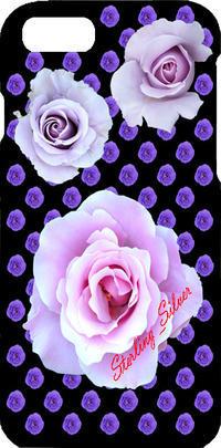薔薇スターリングシルバーiPhone7Plus - 写真で楽しんでます! スマホ画像!