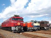 尾久車輛センター公開に行ってみた - 8001列車の旅と撮影記録