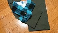防寒対策二つ - 黒猫屋のにくきゅう