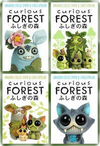 東京コミコン:『ふしぎの森』ポストカード・プレゼント - 下呂温泉 留之助商店 店主のブログ