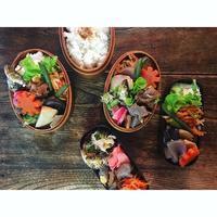 牛スジと蒟蒻の煮物BENTOと母出血 - Feeling Cuisine.com