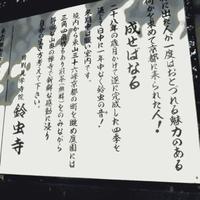 苔か鈴虫か・京都バス/市内バス事情④ - 鯵庵の京都事情