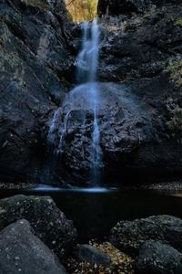 11月10日 麻芋の滝 - 光画日記