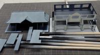 ミニレイアウト(26)~ 大きめの建物(5) - 【趣味なんだってば】 鉄道模型とジオラマの製作日記
