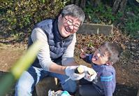 サツマイモなどの収穫祭と六国見山定例手入れ同時開催:11・19 - 北鎌倉湧水ネットワーク
