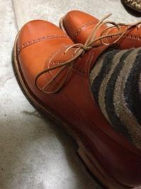 オックスフォード、ゴロッシュ - 銀座三越5F シューケア&リペア工房<紳士靴・婦人靴・バッグ・鞄の修理&ケア>