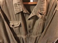 神戸店11/22(水)ヴィンテージ入荷!#4 Work Mix!1910's All in One!!! - magnets vintage clothing コダワリがある大人の為に。