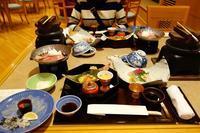 瀬戸内海クルーズ母娘二人旅~大谷山荘の夕食&朝食 - LIFE IS DELICIOUS!