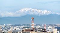 雪山の眺め - 千種観測所