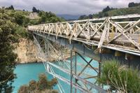 NZ:ラカイア渓谷 - bluecheese in Hakuba & NZ:白馬とNZでの暮らし