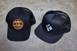 Black Diamond Flat Bill & Trucker  Hat - BOZEMANのブログ