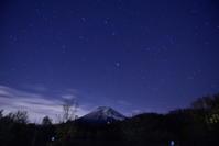 冠雪富士 - 風とこだま