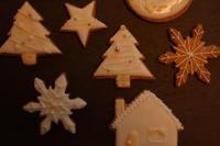 【募集】大人のお菓子教室12月 〜クリスマスオーナメントアイシングクッキー編 - おやつは別腹