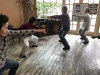 気功教室、柚子がたくさん - NPO法人オ〜マイダーリンの活動記録