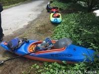 土曜 O川 ・ 日曜 荒川 - Kick. Knock. Kayak.