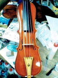 ポシェットバイオリン - 村川ヴァイオリン工房