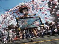 谷保天満宮の古式獅子舞(2017.9.24.) - たゆたふままに