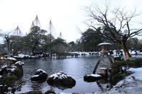 雪の金沢(2013年1月) - ノラくんの世界Ⅱ