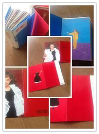 ピンクハウスからの温かい愛のポストカード - Cherry's diary