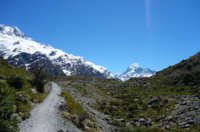 NZ:Mt Cook - Kea Point & Glencoe Walk - bluecheese in Hakuba & NZ:白馬とNZでの暮らし