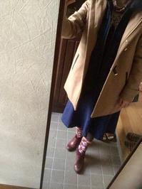 コストコで買ったコールハーンのコート - ルーシュの花仕事