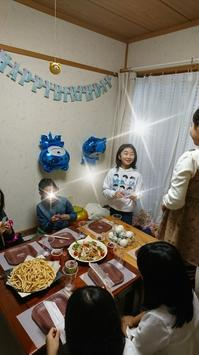 happy  birthday!10歳 - ほっこりbonte 癒され日和