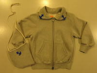 """""""SOURCE-TAP × TheThreeRobbers ZIP UP SWEAT PARKA #REMAKE""""ってこんなこと。 - THE THREE ROBBERS ってこんなこと。"""