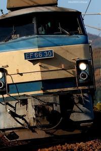 貫録。 - 山陽路を往く列車たち