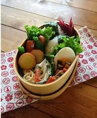 11.22 明太おにぎりと作りおき弁当 - YUKA'sレシピ♪