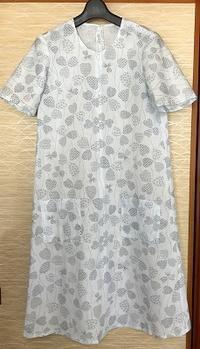 浴衣から夏の日常着生徒の作品 - アトリエ A.Y. 洋裁教室