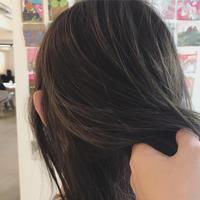 細めのハイライトカラー。。 - COTTON STYLE CAFE 浦和の美容室コットンブログ