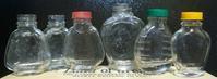 固形ラムネ瓶たち - ヤングの古物趣味
