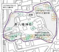 平野八幡神社 - 社叢見守り隊