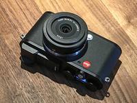 アルフレックス東京で行われた、Leica CLのプレス発表会へ! - 写真家 永嶋勝美の「散歩の途中で . . . !」(DGSM Print)