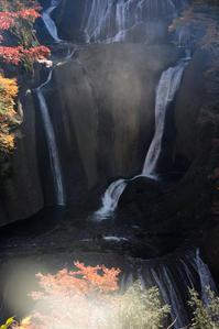 袋田の滝 #02 - 光の贈りもの
