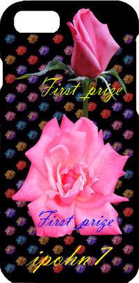 薔薇ファーストプライズiPhone7Plus - 写真で楽しんでます! スマホ画像!