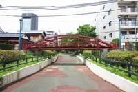 旧弾正橋(八幡橋) - Anthology -まちの記憶-